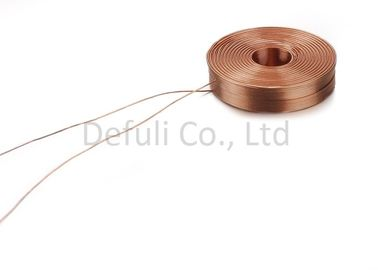 China High Frequency Speaker Voice Coil Durable , Copper Induction Coil ISO Standard supplier