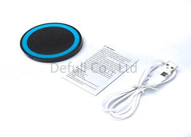 China Output 5V 1A Cordless Wireless Phone Charger For Any Phone , Inductive Charging Pad supplier