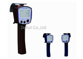 China Portable Digital Cable Tensiometer / Strap Digital Tension Meter ISO Standard supplier