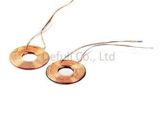 China Copper Wire Wireless Charging Coil For Wearable Device , Professional Customized supplier