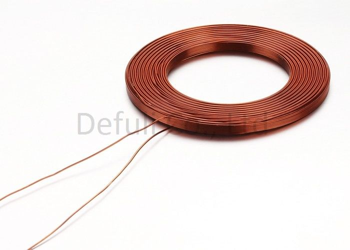 Copper Wire Inductive Charging Coil Design For Wireless