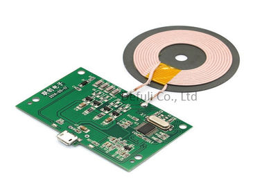 China Wireless Charger Qi Transmitter Module For Android Devices , OEM Acceptable factory