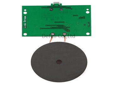 China Qi Wireless Charger Charging Receiver Module For Samsung Galaxy S3 , 5V 1A Output factory