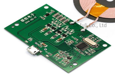 China Electric Universal Wireless Charging Module 5V 2A Input With 73% Efficiency factory