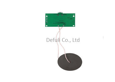 China DC5V Universal Qi Inductive Charging Module PCBA With 100-150KHZ Frequency factory