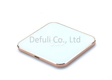 Fast Charging Wireless Phone Charger , Wireless Cell Phone Charger Pad Overheat Protection