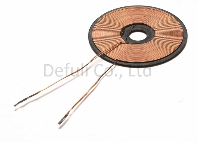 Flat Wire Linear Voice Coil , Air Core Rfid Transponder