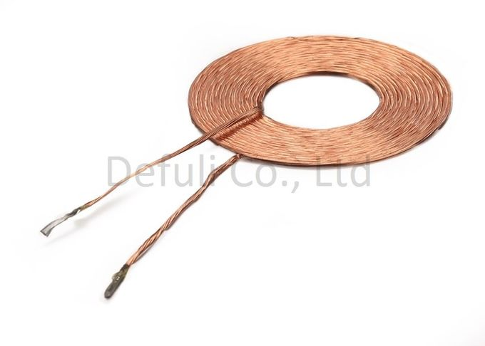 Wireless Transmission Inductive Charging Coil 23mm OD With Ferrite Sheet